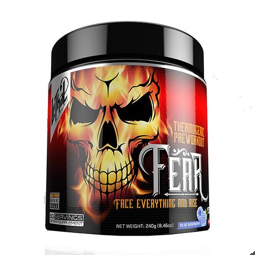 Lethal supplements fear spalacz w proszku for Testosteron w tabletkach